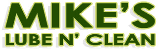 Mike's Lube N' Clean - logo